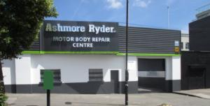 Ashmore Ryder