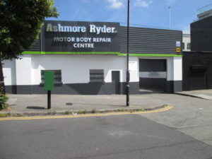 Ashmore Ryder Front