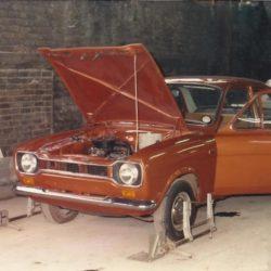 Old Car Ashmore Ryder